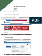 Procedimiento Para Emitir Factura Electrónica en PERU en la plataforma de SUNAT