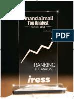 FM Ranking Analysts Awards 2018