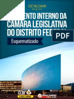 Regimento Interno da Câmara Legislativa do Distrito Federal - Esquematizada - versão final 3.pdf