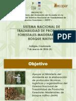 Proyecto FAO FLEGT Ecuador SNTPFM Ecopar 7marzo2016 FINAL MC.pdf