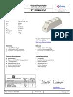 Infineon TT120N DS v03 05 En