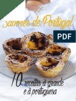 eBook Sabores de Portugal Teleculinaria