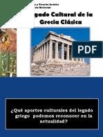 legado de grecia Clásica.ppt