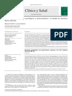 Abuín, M. (2014). La  medición  de  síntomas  psicológicos  y  psicosomáticos