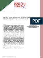 Deleuze & Guattari - A arte de Criar conceitos e as colagens.pdf