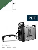 Hypertherm Powermax125
