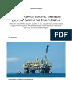 Mito Destruicao Petrobras