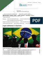 Mises Brasil - O Que Realmente é o Fascismo