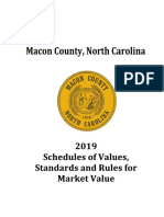 Proposed-2019 Macon Schedule of Values
