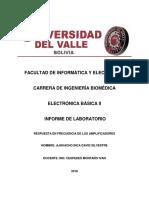 Informe de Respuesta de Frecuencias - Copia