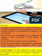 6 La Lectura