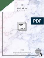 Design Portfolio - Kasey Wong