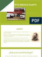 JURAMENTO DE ASAPH.pptx