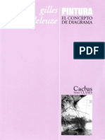 Deleuze, Gilles - Pintura. El Concepto de Diagrama