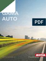 Catalogo Motul Auto