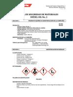 Gso-hds-000 Diesel Oil No. 2 - Gasolina