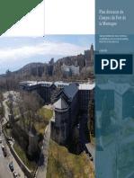 Plan Directeur Campus de La Montagne