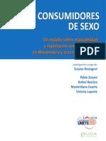 Prostitución, masculinidad y sexualidad. S. Rostagnol.