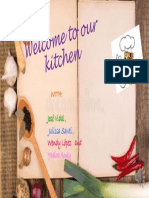 Welcome to our kitchen.pptx