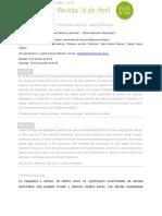 FACTORES DE RIESGO Y PREVENCIÓN DEL CÁNCER BUCAL