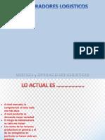 OPERACIONES LOGISTICAS