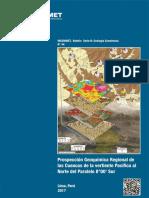 B-044-Boletin Prospeccion Geoquimica Regional Cuenca Vertiente Pacifica Norte