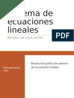 metodos sistemas de ecuaciones