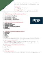 Cuestionario de Motivación y Solución de Conflictos