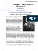 029 - James Clerk Maxwell