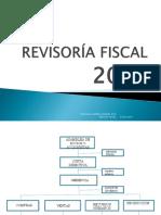 Revisoría Fiscal Febrero de 2018