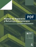 Manual de Reparaciones y Refuerzos Estructurales 2018