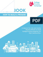 College Promise Campaign Playbook