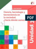 Contenido en extenso Módulo 8 - Ser Social y Sociedad y Sociedad - Unidad 4 - Prepa en línea - SEP México.