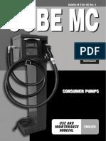 Puisi Pump Cube70 MC Manual