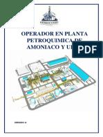 Operador en Planta Petroquimica de Amoniaco y Urea -Hidroconst-bolivia
