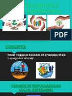 Responsabilidad Social Empresarial Diapositivas