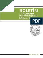 Boletín APLE 2015