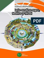 Calendario Andino Castellano