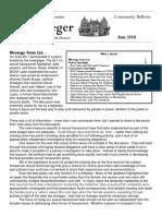 June 2018 Community Bulletin