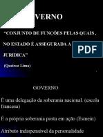 20- FORMAS DE GOVERNO