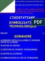 Cours Symbolisation Tecnologique