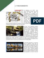 Metodologia y Procedimiento - Estructuracion