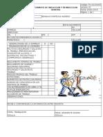 Formatos Para Seguimiento de Obra Iurd II Construcciones Lambda
