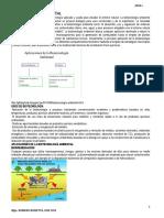 La Biotecnología Ambiental