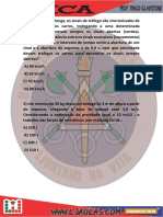 Questões - Fundep -Física #2- CFO - Bombeiros MG