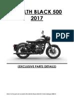 Stealth Black 500