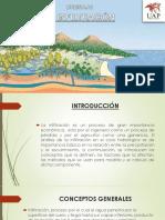 DIAPOSITIVAS INFILTRACION - DRENAJE