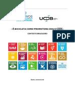 Objetivos Do Desenvolvimento Sustentável ODS UCB