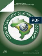 Consenso Nutricao Vol II 2 Ed 2016