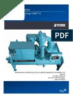 YORK YZ Engineering Guide Spanish